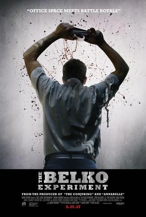 贝尔科实验海报
