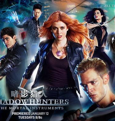 暗影猎人第一季海报