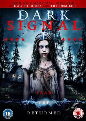 黑暗的信号海报