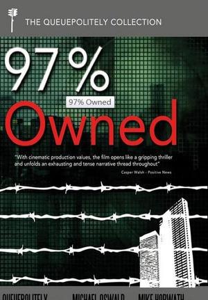 97%被私人银行占据的无中生有债务货币海报