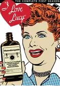 我爱露西第一季海报