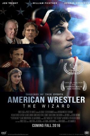 美国奇才摔跤手海报