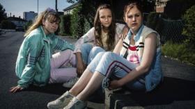 三个女孩第一季海报