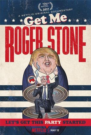 快找罗杰·斯通海报