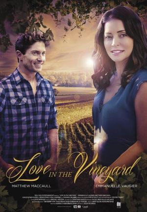 爱在葡萄园海报