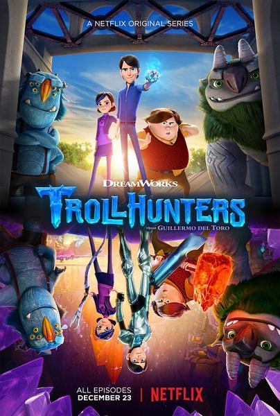 巨怪猎人第一季海报