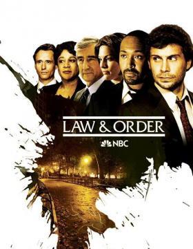 法律与秩序第十二季海报