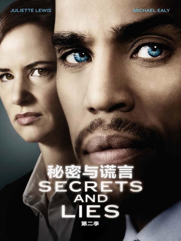 秘密与谎言第二季海报