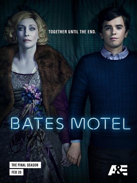 贝茨旅馆第五季海报