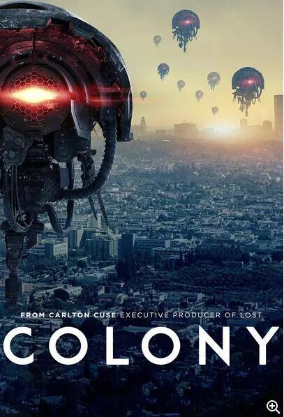 殖民地第二季海报