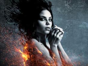好女巫第二季海报