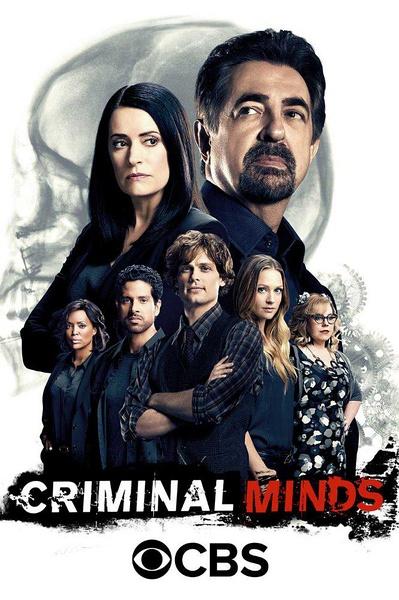 犯罪心理第十二季海报