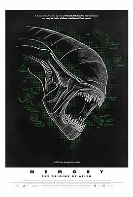 回忆录:异形起源故事海报