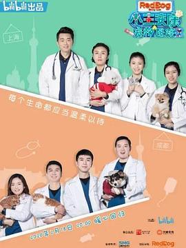宠物医院第二季海报