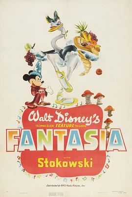 幻想曲1940海报