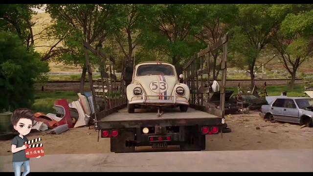 说电影《疯狂金车》海报