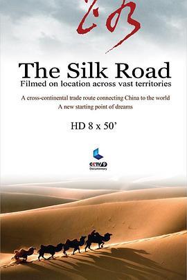 丝路,重新开始的旅程海报