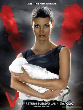 V星入侵第二季海报