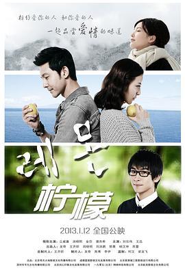 柠檬2013海报