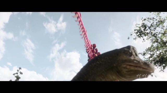 说电影《钢铁苍穹2:即临种族》海报