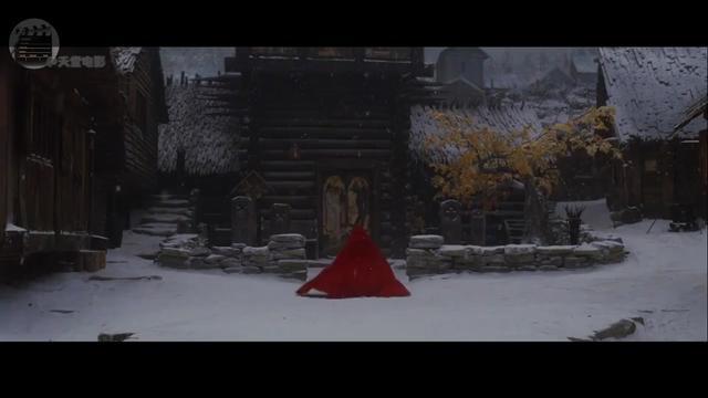 说电影《小红帽》海报