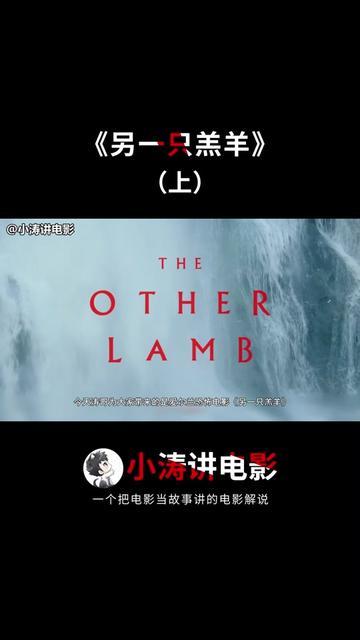 说电影《另一只羔羊》海报