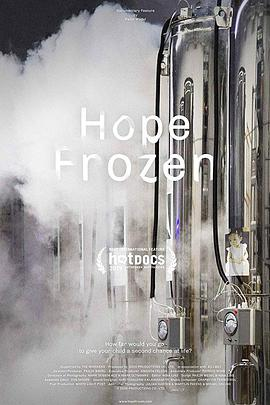 冻结的希望海报