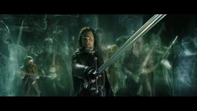 说电影《指环王3:王者无敌》
