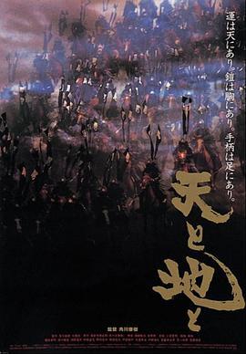 天与地1990海报