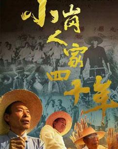 小岗村人家四十年海报