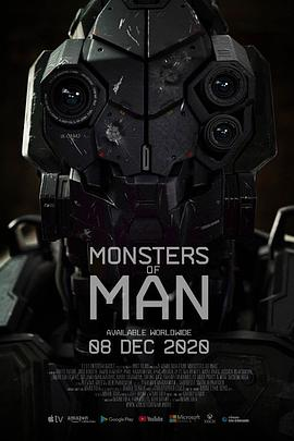 《人造怪物》科幻片手机在线观看