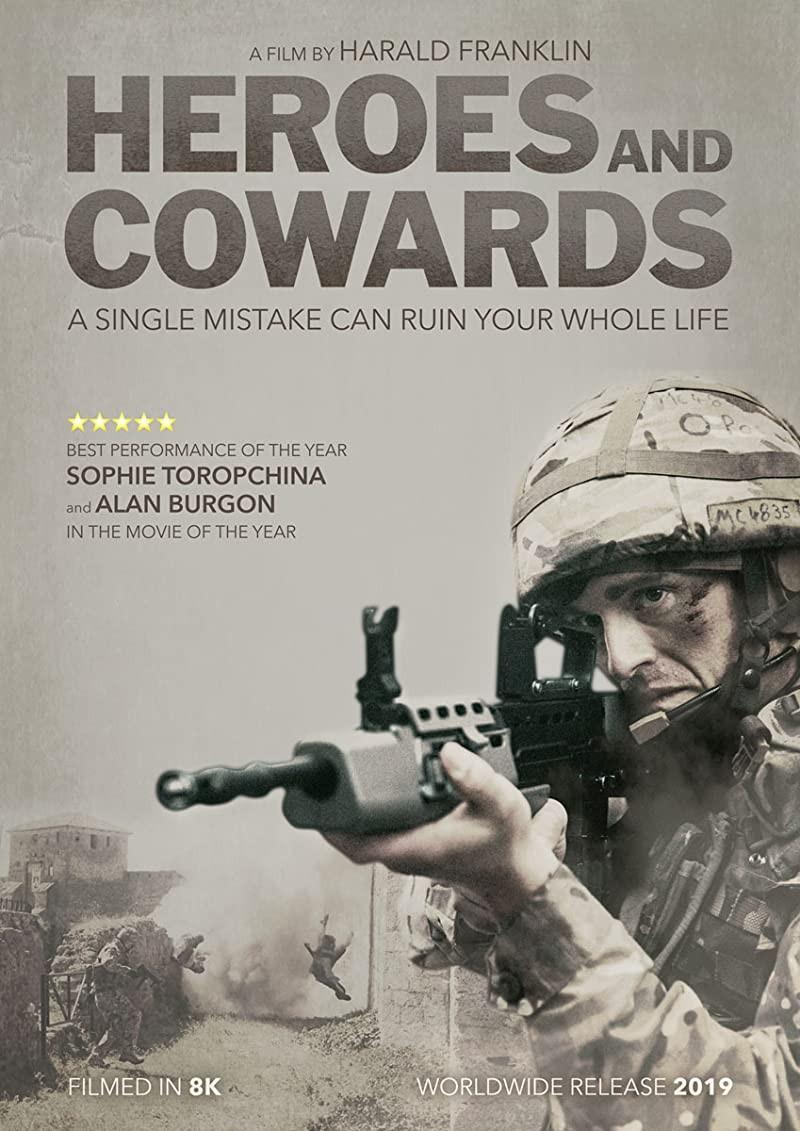 《英雄与懦夫》战争片手机在线观看