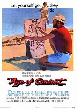 沙滩上的夏娃海报