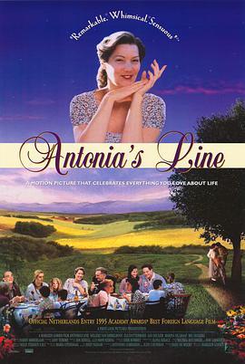 安东尼娅家族海报