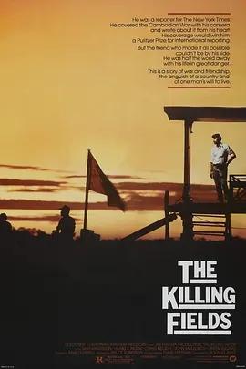 说电影《杀戮战场》海报